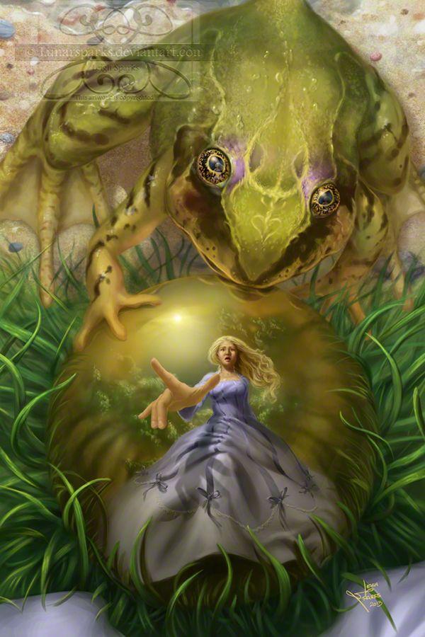謝天下童話集:青蛙王子