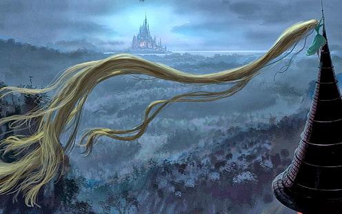 謝天下童話集:長髮公主